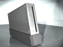 3-d Wii by hedgie8520