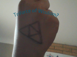 Triforce of Wisdom? by Chillyfoot