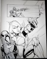 Rough Mass Effect fanart page by robthesentinel