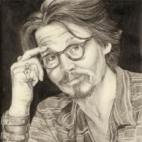 Johnny Depp 3 by Curlie-11