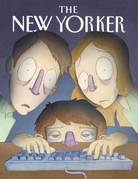Fake New Yorker Cover by The-Mack