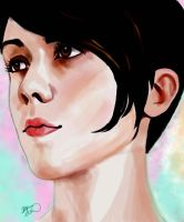 Request: Sara Quin by malec8rs
