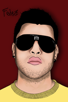 Vector Fedez by Raspp