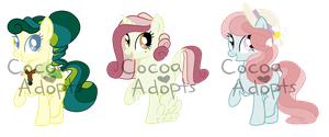 Mystery Mare Raffle .:CLOSED:. [Watchers Only] by CocoaAdopts