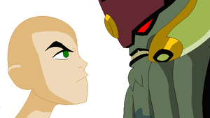 Oc and Vilgax Base by TFAfangirl14