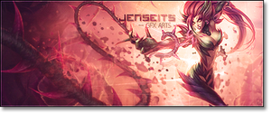 Zyra League of Legends Signatur by JenseitsArts