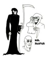 The Reapers 01 by Gonzocartooncompany