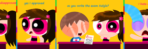 CE:I hate exams by Thiago082