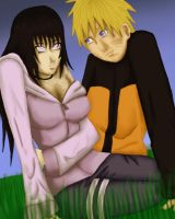 NaruHina Love by happyzuko