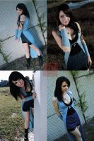 Rinoa Cosplay by VeronicaVae