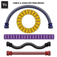 Cable Brush by vectorgeek