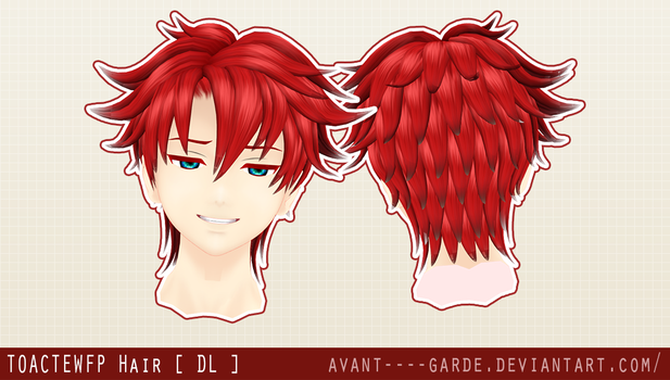 TOACTEWFP Hair [ Commission + DL ] by Avant-Garde3D