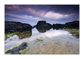 Igneous Reflection by henroben