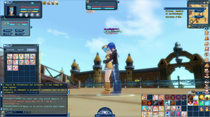 Good old moment on Lucent Heart by GaidenTheWolf