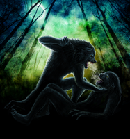 Werewolf Wednesday 3-13 FINISH HIM by Viergacht