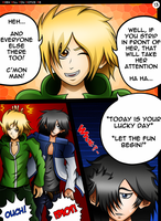 Coloring Request - When Will You Notice Me Page 13 by Kurogane-Raziel