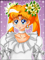 Beautiful Bride Usagi by Sweet-Blessings