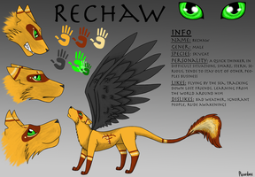 Rechaw commission by cinface