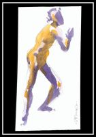 Figure Drawing- H2O 01 by Cre8tivemarks