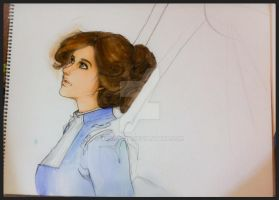 WIP Clockwork Princess by kara-lija