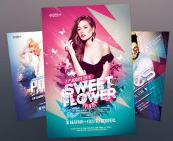Party Flyer Bundle Vol.25 by styleWish