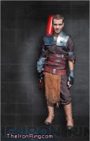 Starkiller outfit - Front by TheIronRing