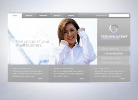 Web Template 18 by IkeGFX