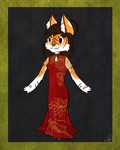 .:Anthro Tiger Auction:. (CLOSED) by Eri-Freak