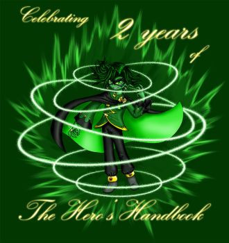 2nd Year Anniversary for HHB by HHB-BookMaster
