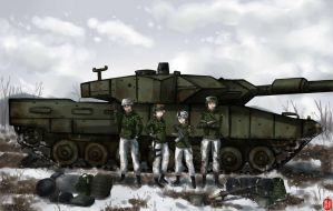 Early Spring by NDTwoFives