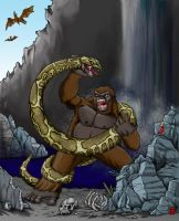 Kong Chronicles - Python by hawanja