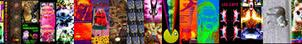 My avatars from 2011 by Drul