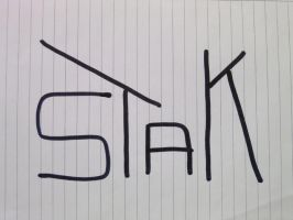 basic StAK logo by gayling