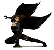 PC: Corvus ..::Colored::.. by xXAmaya-himeXx