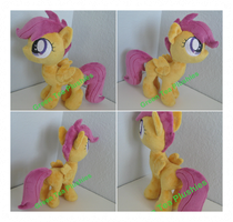 Scootaloo #2 by GreenTeaCreations