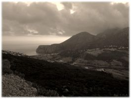 Misty Montain of Farewell_2_.. by Darkensilver