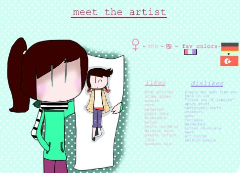 Meet The Artist by ABorealis