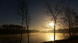Rising mist. by carletto47