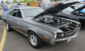 70 AMC AMX by zypherion