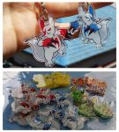 Pokemon Charms by SuperMisurino