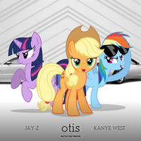 Jay-Z / Kanye West - Otis (Twi, RD and AJ) by AdrianImpalaMata