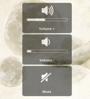 Volume HUD by jbainbrid