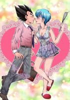 The day of good couple by libuki