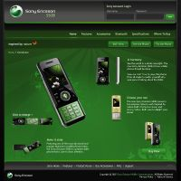 Interface Sony by elusive by designerscouch
