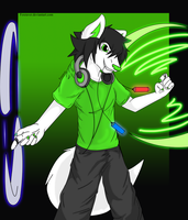 Wolf Raver by FoxRaver