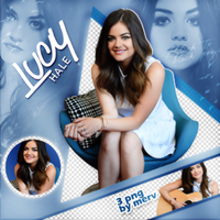 PNG Pack(336) Lucy Hale by BeautyForeverr