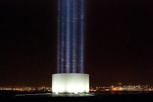 Imagine Peace Tower by BWilliamWest