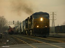 csx 5429 by JDAWG9806
