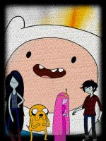 hell yeah adventure time by Adzeh-Lishious