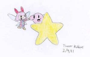 V-Day: Kirby and Ribbon by Nintendo-Fighter